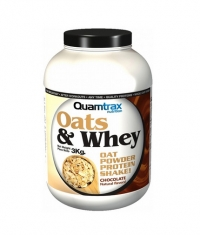 QUAMTRAX NUTRITION Oats & Whey