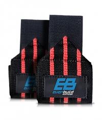 EVERBUILD Wrist Wraps / Red-Black
