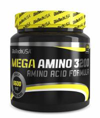 BIOTECH USA Mega Amino 3200 / 300 Tabs.