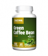 Jarrow Formulas Green Coffee Bean Extract / 60 Caps.