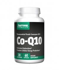 Jarrow Formulas Co-Q10 (Ubiquinone) 30mg / 60 Caps.