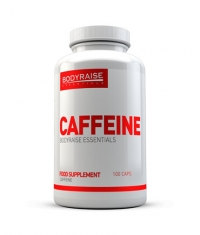 BODYRAISE NUTRITION Caffeine / 100 Caps.
