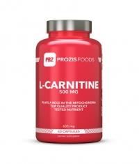 PROZIS FOODS L-Carnitine 500mg / 60 Caps.