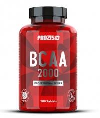 PROZIS BCAA 2000 / 200 Tabs.