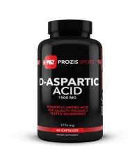 PROZIS D-Aspartic Acid 1500mg / 60 Caps.