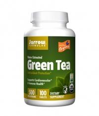 Jarrow Formulas Green Tea Organic / 100 Tabs.