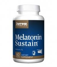 Jarrow Formulas Melatonin Sustain® / 60 Tabs.