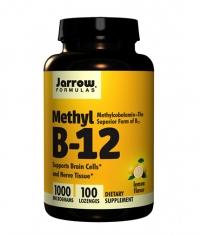 Jarrow Formulas Methyl B-12 1000mcg / 100 Tabs.