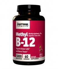 Jarrow Formulas Methyl B-12 5000mcg / 60 Tabs.