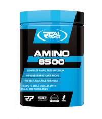 REAL PHARM Amino 8500 / 400 Tabs.