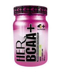 4+ NUTRITION Her BCAA+