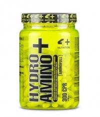 4+ NUTRITION Hydro Amino+ / 300 Tabs.