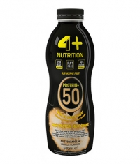 4+ NUTRITION Protein+ 50 / 500ml.