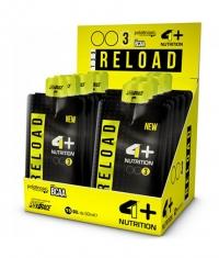 4+ NUTRITION Reload Gel / 15x50ml.