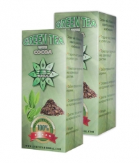 PROMO STACK Green Tea with Cocoa Stack