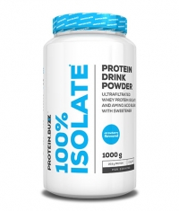 PROTEIN.BUZZ 100% Isolate