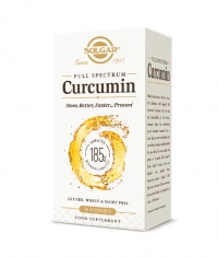 SOLGAR Full Spectrum Curcumin / 30 Soft.