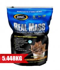 GASPARI Real Mass Probiotic Series