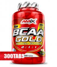 AMIX BCAA Gold 300 Tabs.