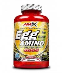 AMIX EGG Amino 6000 / 120 Tabs.