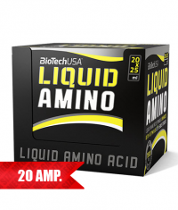 BIOTECH USA Liquid Amino 25ml. / 20 Fiole