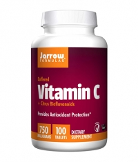 Jarrow Formulas Vitamin C (Buffered) / 100 Tabs.
