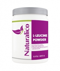 NATURALICO L-Leucine Powder