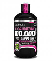 BIOTECH USA L-Carnitine 100.000mg. / 500ml.