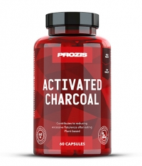PROZIS FOODS Activated Charcoal / 60 Caps.