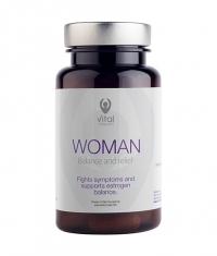 VITAL CONCEPT Woman / 60 Vcaps.
