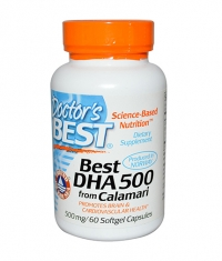DOCTOR\'S BEST Best DHA 500 / 60 Soft.