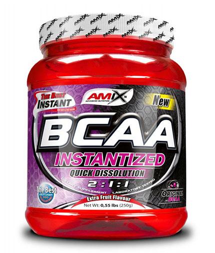 AMIX BCAA Instantized Powder 2:1:1 / 50 Serv. 0.250