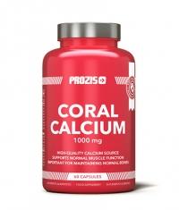 PROZIS FOODS Coral Calcium 1000mg / 60 Caps.