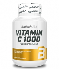BIOTECH USA Vitamin C 1000mg. / 30 Tabs.