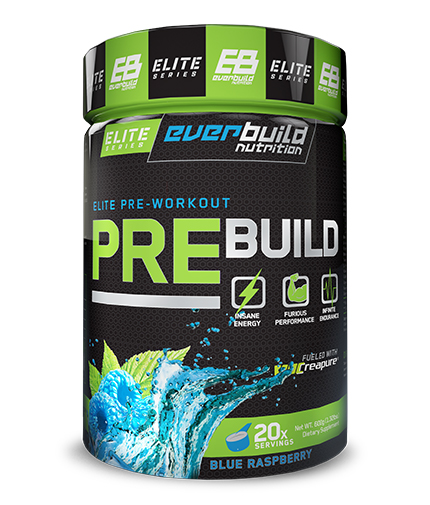 EVERBUILD PRE Build / 20 Serv.