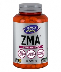NOW ZMA 800mg. / 180 Caps.