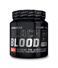 BIOTECH USA Black Blood CAF+ 300g