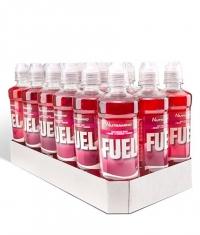 NUTRAMINO FUEL energy Drink / 18x500ml.