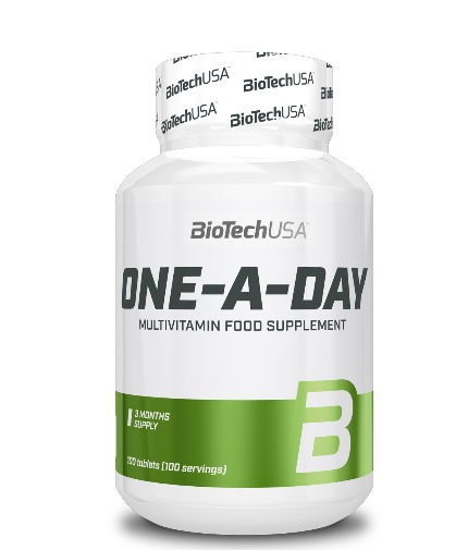 biotech-usa One A Day 100 Tabs.