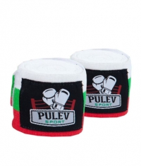PULEV SPORT FLAG Hand Wraps