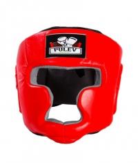 PULEV SPORT Headguard Cheek Protect / Red
