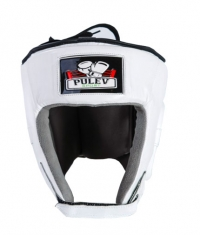 PULEV SPORT Headguard Classic / White