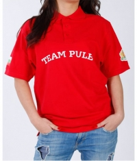 PULEV SPORT Women T-Shirt / Red