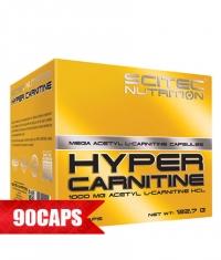 SCITEC Hyper Carnitine / 90 Caps.