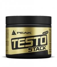 PEAK Testo Stack 60 Caps.