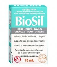BioSil Hair, Skin, Nails / 15ml.