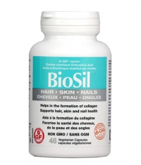 BioSil Hair, Skin, Nails 118mg. / 46 Vcaps.
