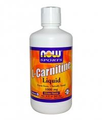 NOW L-Carnitine Liquid 1000mg. / 946ml.