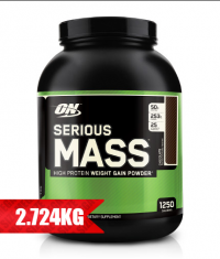 OPTIMUM NUTRITION Serious Mass 6 lbs.
