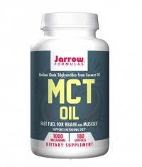 Jarrow Formulas MCT Oil 1000mg. / 180 Soft.